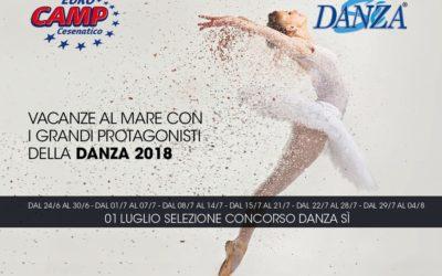 Eurocamp Danza