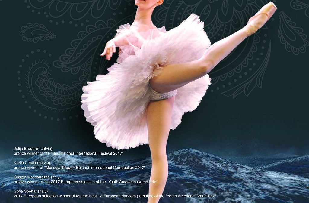 International Baltic Dance Competition